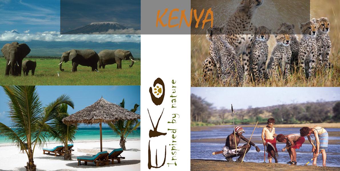 KENYA – LA STORIA DEL SAFARI