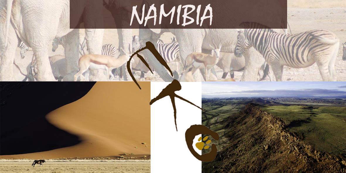 NAMIBIA  11 NOTTI IN ITALIANO – DESERTI – POPOLI – FAUNA