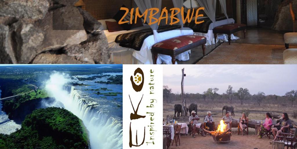 ZIMBABWE – LE ROTTE DI RHODES